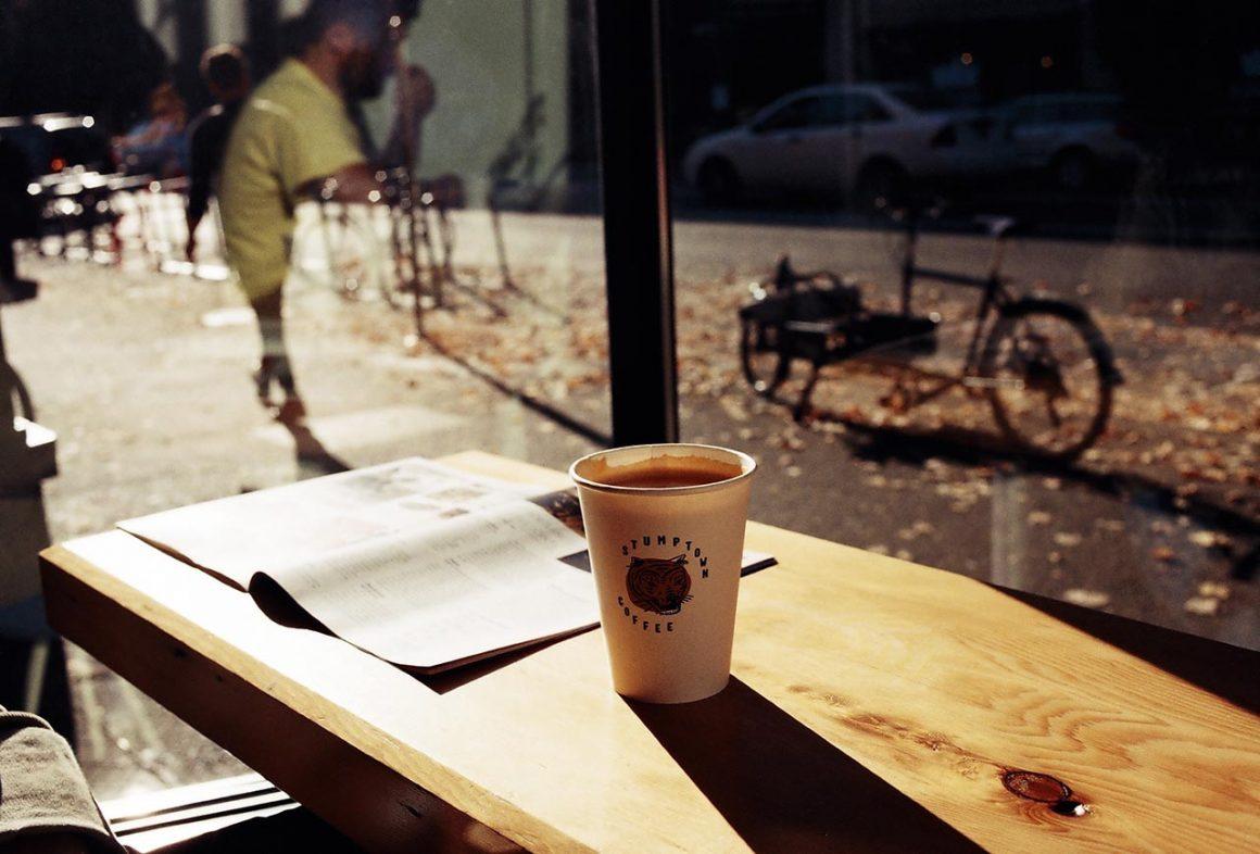 Stumptown Coffee in Portland